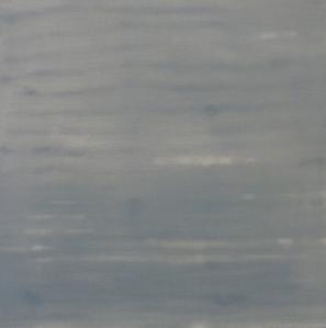 Gleam  2011  oil on linen  40 x 40 cms
